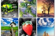 مجموعه ۳۰ عکس زمینه زیبا و جدید در سایز ۲۴۰×۳۲برای موبایل۰
