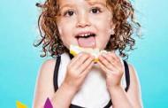عکس : چهره بچه های بامزه در حال تست لیمو  ترش