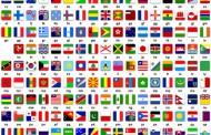 پایتخت، قاره، واحد پول و کد کشورها+عکس