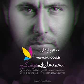 دانلود آهنگ جدید محمد علیزاده بانام هواتو کردم