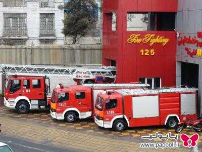 مکانیابی ایستگاههای آتشنشانی با منطق فازی و تحلیل سلسلهمراتبی (AHP) در محیطی مکانمند